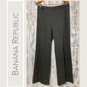 Banana Republic Factory Charcoal Business Pants